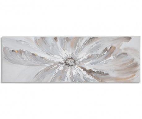 White Storm Festmény 50x150 cm