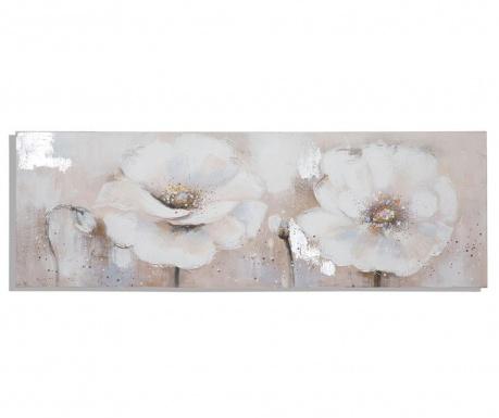 Poison Rose Festmény 50x150 cm