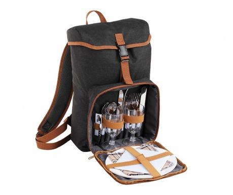 Σακίδιο εξοπλισμένο για picnic 2 άτομα Front