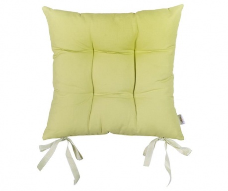 Vankúš na sedenie Pure Lime Green 37x37 cm