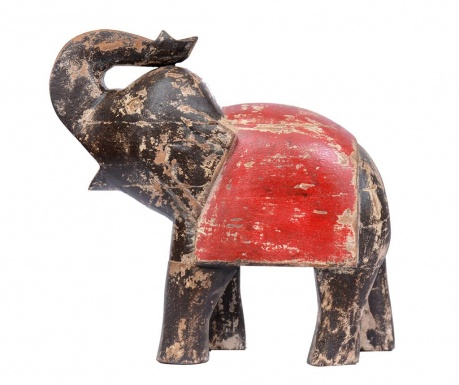 Elephant Josiah Dekoráció