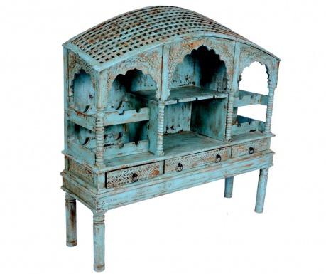 Inigo Blue Kis szekrény