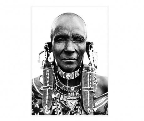 Tablou Tribe 65x92.5 cm