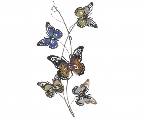 Margot Butterflies Fali dekoráció