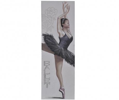 Ballerina Majesty Festmény 50x150 cm