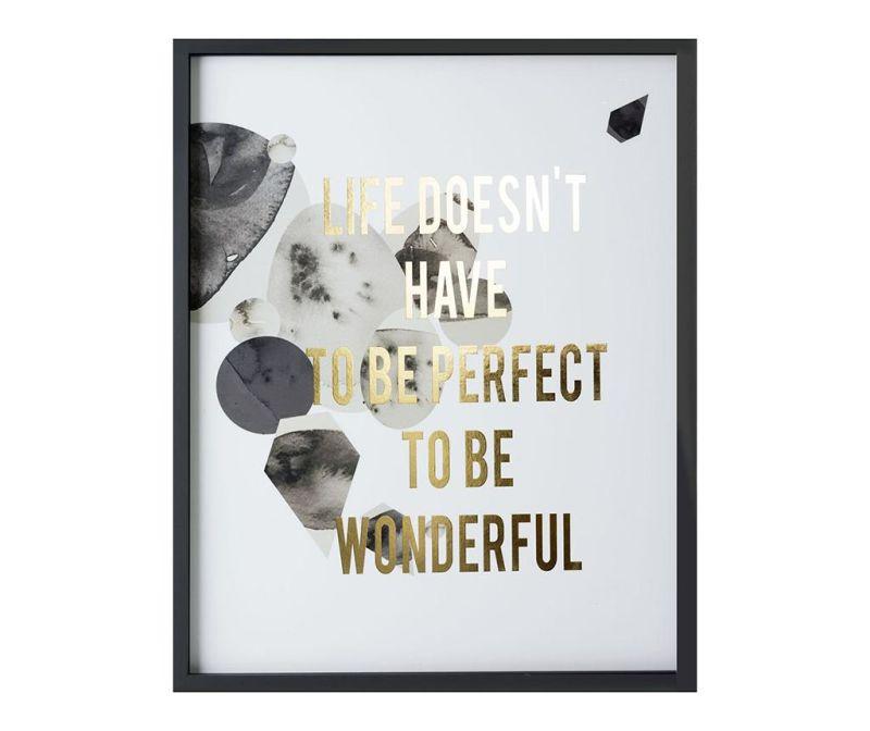 Tablou Wonderful 45x57 cm