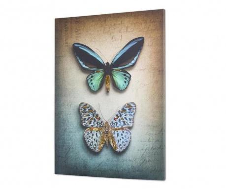 Butterflies Kép 100x140 cm