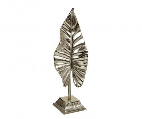 Leaf Silver Dekoráció