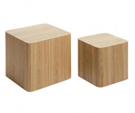 Bucket 2 db Asztalka