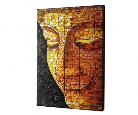 Obraz My Buddha No.3 by Praphavit Premtha