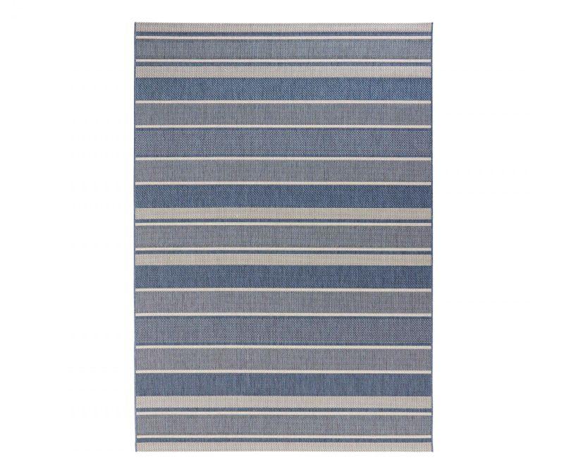 Meadow Strap Blue Kültéri szőnyeg 160x230 cm