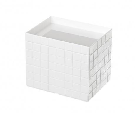 Κουτί για αποθήκευση με καπάκι Tanya Square
