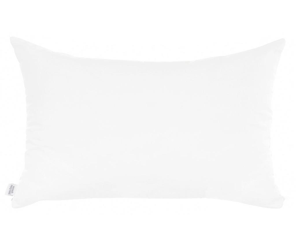 Prevleka za blazino Ulin White 31x50 cm