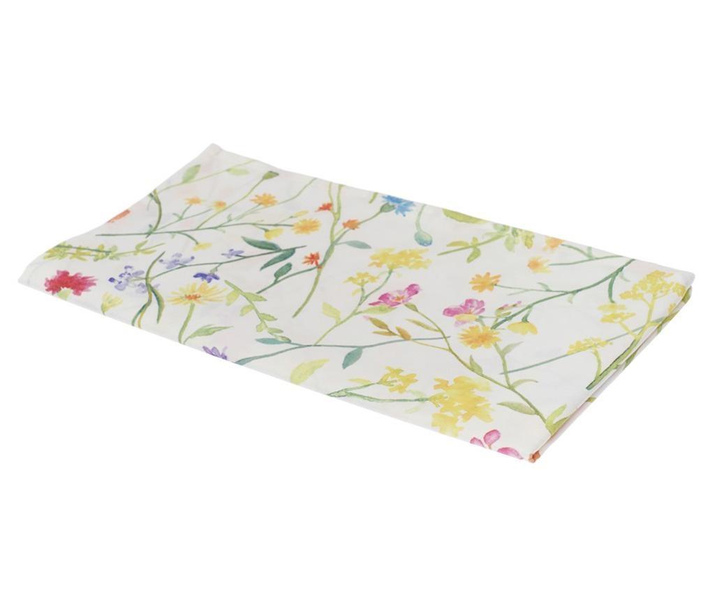 Traversa de masa Slim Flowers 40x140 cm