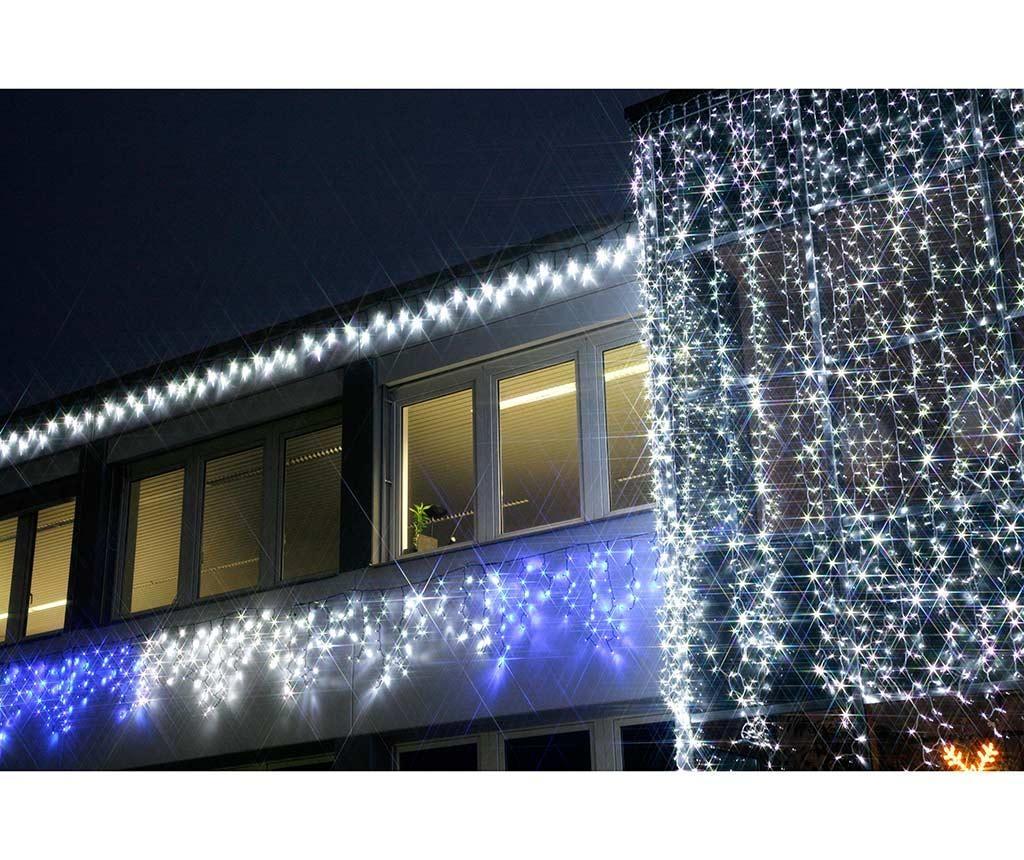 Svjetleća zavjesa za vanjski prostor Sparkle White S