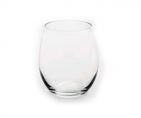 Sada 6 pohárov na vodu Dovan 390 ml