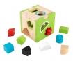 Razvrščanje oblik Cube Shape Colors
