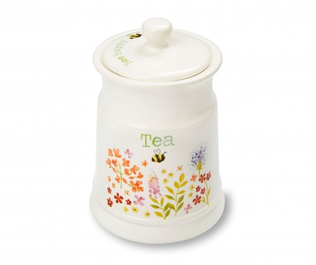Bee Happy Tároló fedővel teának