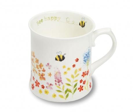 Bee Happy Tankard Bögre 440 ml