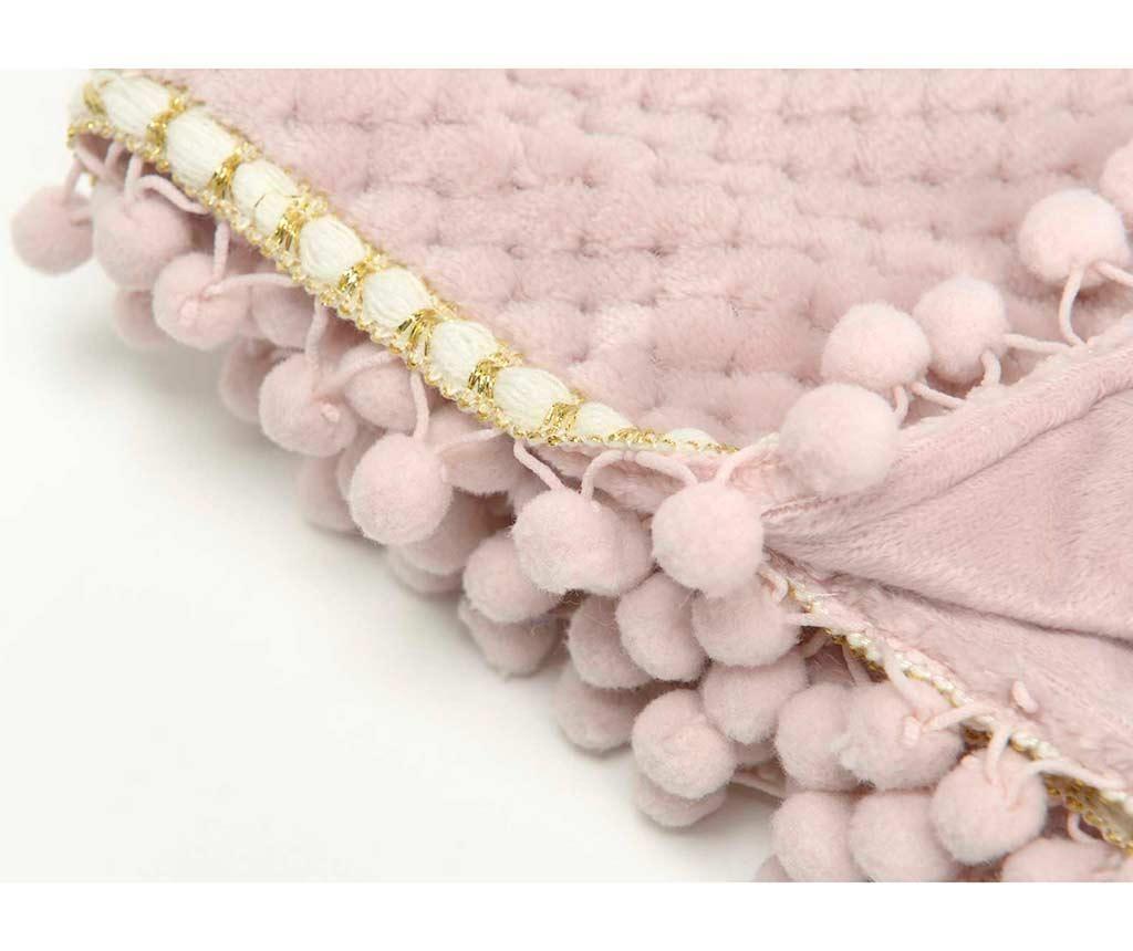 Priročna odeja Fluffyness 75x100 cm