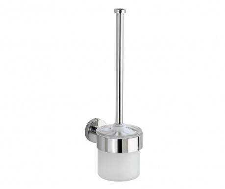 Βούρτσα τουαλέτας με θήκη Bosio Shine