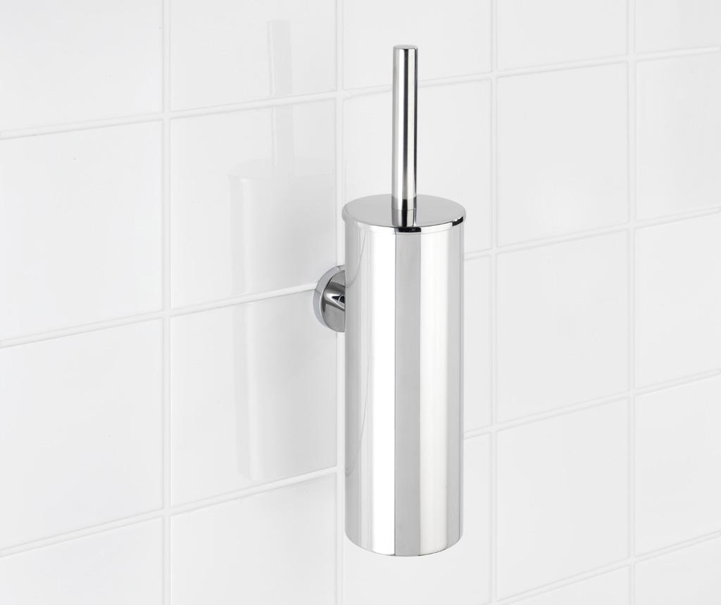 Perie de toaleta cu suport Bosio Shine