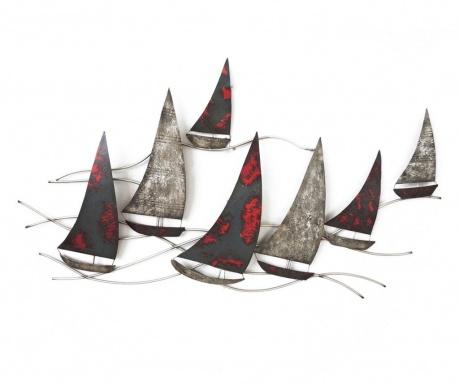 Nástenná dekorácia Beaux Arts Sails Antique