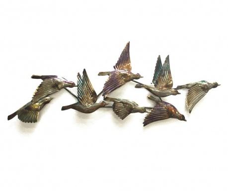 Nástěnná dekorace Beaux Arts Birds Reflects