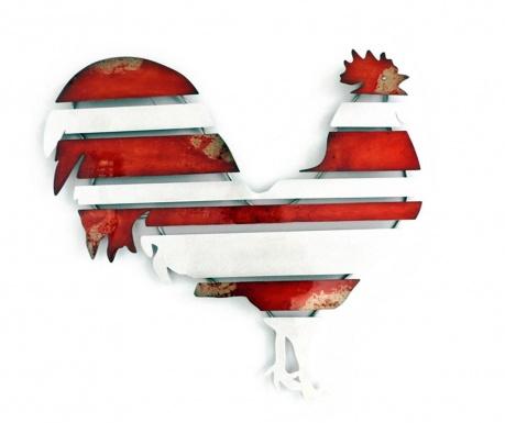 Nástenná dekorácia Rooster