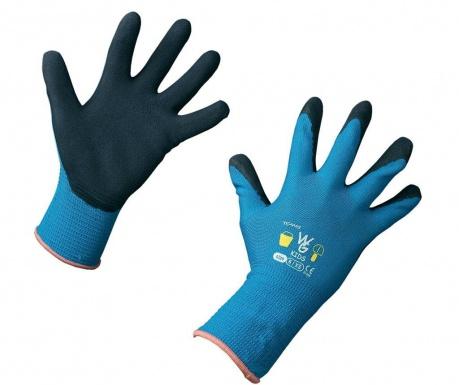 Dziecięce rękawice ogrodnicze Blue Garden 8-11 years