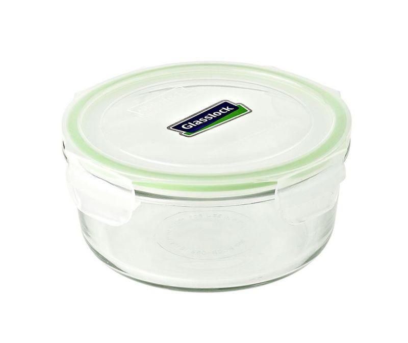 Zdjela s  hermetičkim poklopcem Compact Classic Round 660 ml