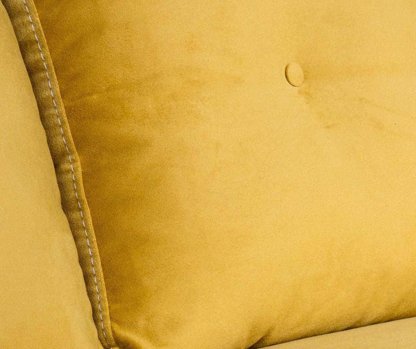 Kauč trosjed Greenland Lindon Mustard