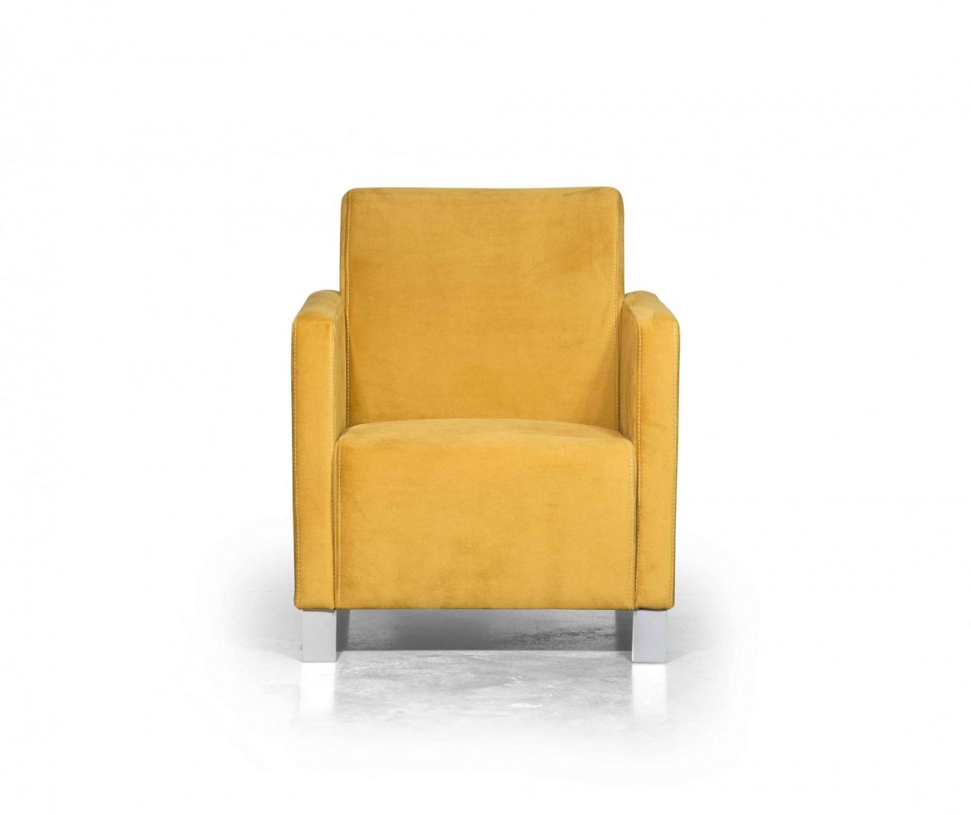 Fotelja Miami Mustard