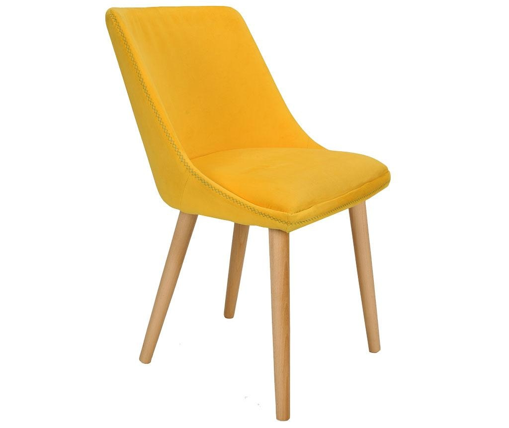 Stol Alberta Classic Yellow
