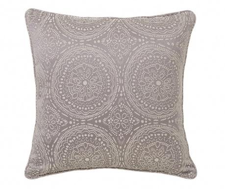 Διακοσμητικό μαξιλάρι Cozy Silver 45x45 cm