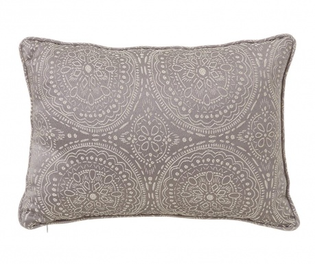 Διακοσμητικό μαξιλάρι Cozy Silver 33x45 cm