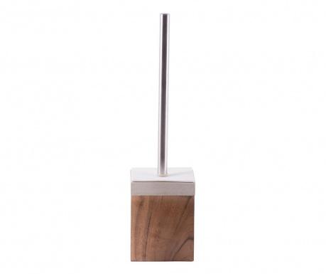 Szczotka toaletowa ze stojakiem Cubic Mint