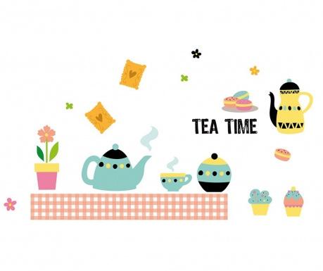 Стикер Tea Time