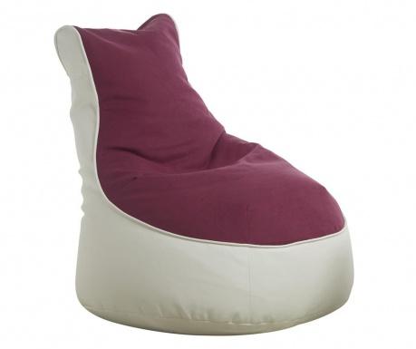 Пуф Comfort Genua Purple White