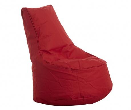 Детски пуф Comfort Junior Oxford Red