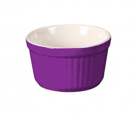 Ramekin Purple Sütőforma