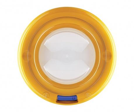 Ψηφιακή ζυγαριά κουζίνας Bubble Yellow