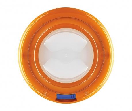 Ψηφιακή ζυγαριά κουζίνας Bubble Orange
