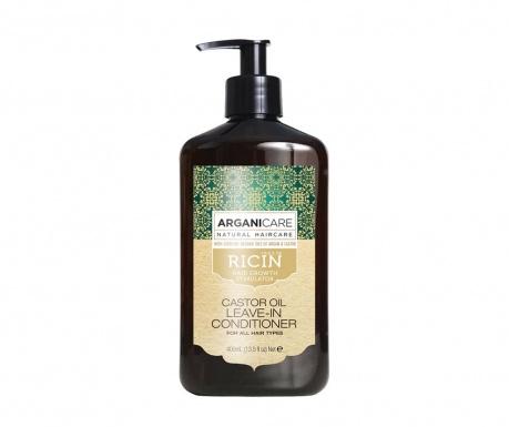 Balsam bez spłukiwania  przeciw wypadaniu włosów Castor Oil 400 ml