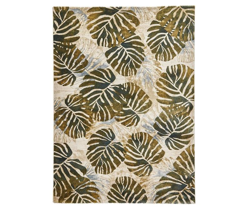 Tepih Tropics Cream Green 120x170 cm