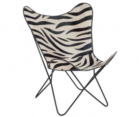 Stolička Zebra