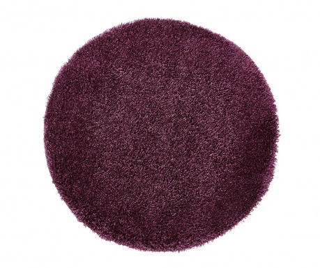 Koberec Vista Circle Purple 133 cm