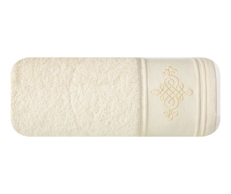 Prosop de baie Klas Cream 50x90 cm