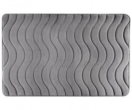 Předložka do koupelny Wave Steel 60x90 cm