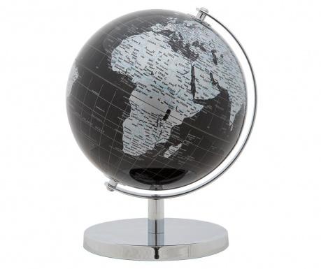 Декорация Globe Black Silver
